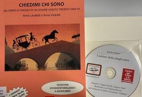 Alla Biblioteca Don Milani 60 nuovi libri (e audiolibri) per ipovedenti