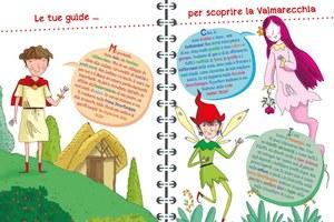 """Le """"Divertimappe"""", un opuscolo turistico  per bambini"""